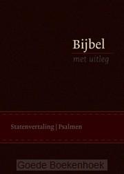 Bijbel bmu middel bruin flex goud