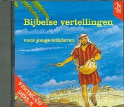 Bijbelse vertellingen 3 cd