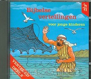 Bijbelse vertellingen 5 cd