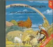 Bijbelse vertellingen 1 vertel-cd