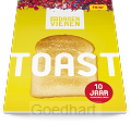 Tear 40 dagen Toast