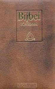 Bybel/kerkboek minor bruin