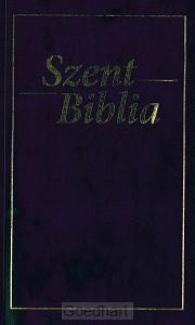 Hongaarse bijbel Gaspar Karoli vert.