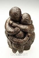 Beeld 11b drie-en brons