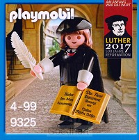 Martin Luther Playmobil 9325
