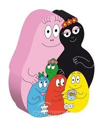 Barbapapa familie (9 puzzels)