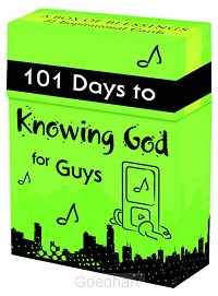 101 days to knowing God for guys (51 bei