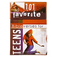 101 favorite bibleverses for teens (51 b