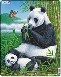 Panda's, puzzel