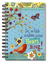 Journal Do what makes your heart sing