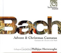 Advent en Christams cantates