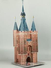 Sassenpoort Zwolle 3D bouwen