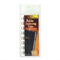 Bible tabs silver tabs