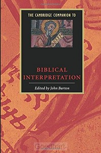 Cambridge comp. biblicla interpretation