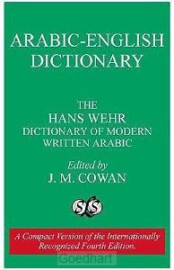 Arabic-english dictionary 4 paperback