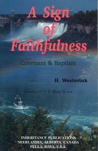 A sign of faithfulness