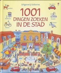 1001 dingen zoeken in de stad / druk 1