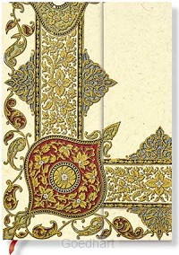 Visions of Paisley Ivory Grande Wrap