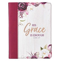 Journal His grace is enough