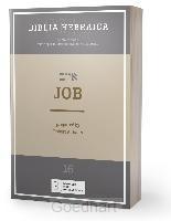 Biblia Hebraica Quinta (BHQ) Job
