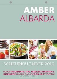 Amber Albarda scheurkalender  / 2016
