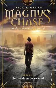 Het verdoemde zwaard - Magnus Chase bk 1