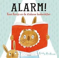 Alarm! Koen Konijn en de stiekeme boeken