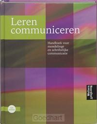 Leren communiceren / Handboek / druk 5