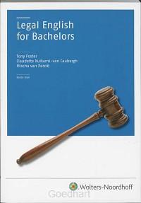 Legal English for bachelors + cD-ROM / d