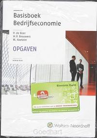 Basisboek bedrijfseconomie / deel Opgave