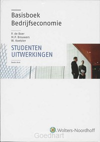 Basisboek Bedrijfseconomie / deel Studen