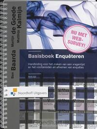 Basisboek enqueteren / druk 3