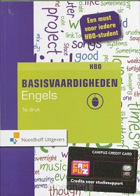 Basisvaardigheden Engels / hbo / druk 1