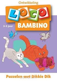 Bambino loco Puzzelen met Dikkie Dik 3-5