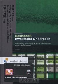 Basisboek kwalitatief onderzoek / druk 3