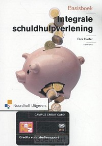 Basisboek integrale schuldhulpverlening