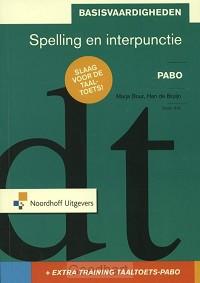 Basisvaardigheden spelling en interpunct