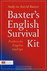 Baxter's English Survival Kit / druk 1
