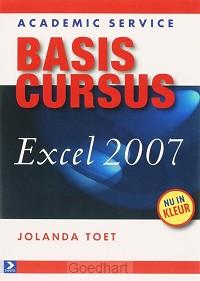 Basiscursus Excel 2007 / druk 1