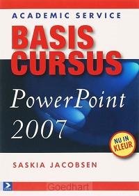 Basiscursus Powerpoint 2007 / druk 1