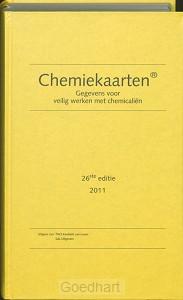 Chemiekaartenboek 26e editie, 2011 / dru