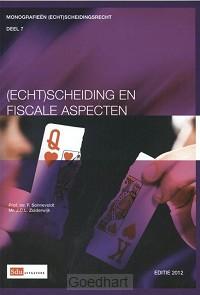 (Echt)scheiding en fiscale aspecten / 20