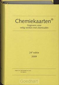 Chemiekaarten / 24e editie / druk 1