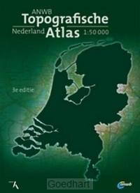 ANWB Topografische Atlas Nederland 1:50.