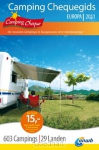 Camping Cheque Gids 2011 / druk 1