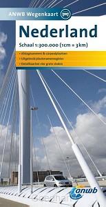 ANWB Wegenkaart Nederland