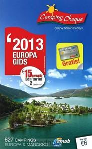Camping Cheque 2013 Europagids