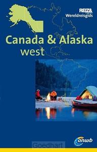 Canada & Alaska west / druk 1