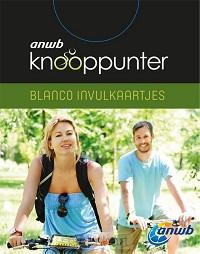 ANWB Knooppunter (blanco invulkaartjes)