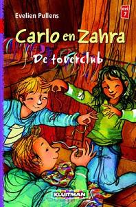 Carlo en Zahra / De toverclub / druk 1